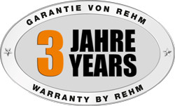 seal 3 years warranty